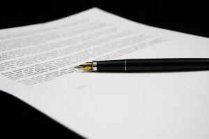 מכתב התפטרות